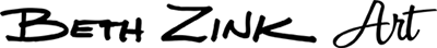 Beth Zink Art Logo